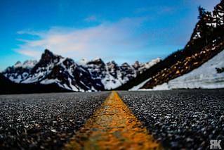 Moraine Lake Road