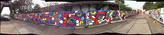 valtifest 2011 ottograph amsterdam painting 1 #ottograph #mural
