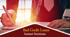 Does Bad Credit Loans Availed on Instant Decision Has the Answers to Your Problems? (Big Loan Lender) Tags: bad credit loans instant decision for no guarantor fees