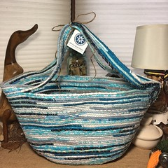 "Jumbo Market Tote Basket#1106 • <a style=""font-size:0.8em;"" href=""http://www.flickr.com/photos/54958436@N05/34957284365/"" target=""_blank"">View on Flickr</a>"