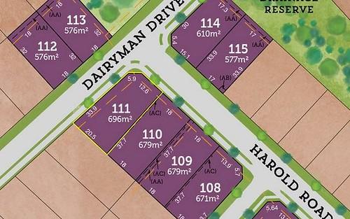 Lot 111 Harold Road, Raymond Terrace NSW 2324