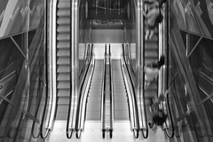 escalator,markthal Rotterdam (<<<< peter ijdema >>>>) Tags: rotterdam zuidholland nederland nl escalator roltrap markthal blaak moving fromabove