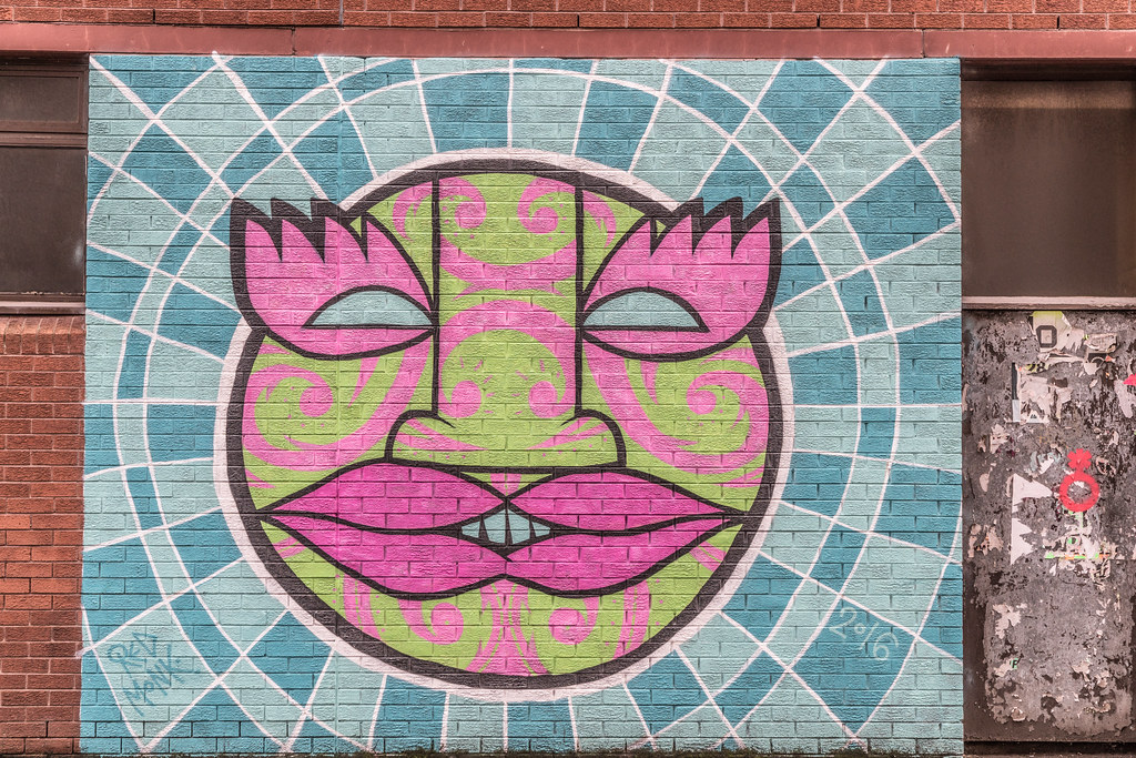 STREET ART AND GRAFFITI IN BELFAST [ANYTHING BUT THE FAMOUS MURALS]-129138