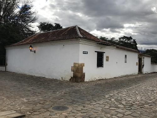 Casa Museo de Antonio Ricaurte, Villa de Leyva, Colômbia.
