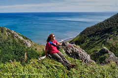 Relax! - You are on the top! (Tatters ✾) Tags: myself sakhalin tikhaya sea seascape