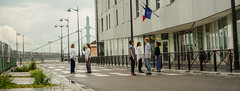 Débordante_Loin à Paris-14 (Alexis Nys) Tags: débordante ciedébordante héloisedesfarges perrinegonthié annesophiegabert claireriverra clairerivera loin 2r2c coopérativederueetdecirque