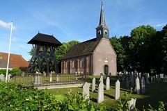20170604 28 Donkerbroek (Sjaak Kempe) Tags: 2017 zomer summer nederland niederlande netherlands sjaak kempe sony dschx60v donkerbroek kerk church klokkenstoel