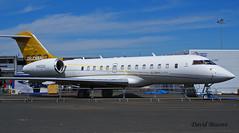 Bombardier Global 5000 n° 9182 ~ N182GX  Bombardier (Aero.passion DBC-1) Tags: salon bourget paris air show 2007 aeropassion dbc1 david biscove aviation avion aircraft meeting plane bombardier global 5000 ~ n182gx