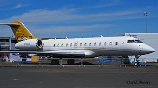 Bombardier Global 5000 n° 9182 ~ N182GX  Bombardier