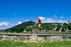 jump (dajbogova_unuka) Tags: sport jump nature outside kid friend girl fun caturethemoment sunnyday vršac serbia srbija nikond3200 nikon nikond3200photo nikond3200photography amateurphoto amateurphotography