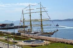 El Velero Rumano Mircea es un velero del tipo barca de tres mástile  (9) (javier_cx9aaw) Tags: elero rumano mircea