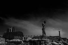 Pompeii (1 of 1) (selvagedavid38) Tags: ruins roman pompeii statue volcano italy ancient city