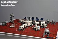 Alpha Centauri - Copernicus Base (Kris_Kelvin) Tags: space base lego exploration alpha centauri toys scifi habitat