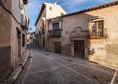 La vieja Castilla... (Eugercios) Tags: comunidaddemadrid madrid chinchon rua street calle españa espanha europa europe spain village pueblo castilla sunset old viejo vieja luz light beauty