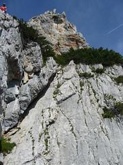 P1120893 (Der Berg-Geyer) Tags: rofan klettersteig achensee