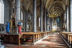 Maria Himmelfahrt (werner boehm *) Tags: wernerboehm schwaz tirol kirche mariahimmelfahrtinschwaz interior