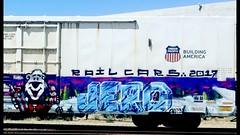 JERO (DARKMYTE) Tags: metal icr icrcrew icrushrails icrkrew ic imcrownedroyalty losangeles la cali civilized california city ca spray steel socal steelwheels spraypaint rusto rolling rollingart royalty graff graffiti graffitti graffporn hardcoregraff aerosol art angeles freight freights fr8 frieght trains original paint westcoast wheels west end2end ice cold railcarsice railcars enox enoxone jero jerone jer jerok jeroe jeroone jerokski jer1 jeroski trigz tori maria jj jeronimo jerock j5180 j5ro