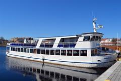 Boats : Lake Seal, Savonlinna, Finland (Nabil Molinari Photography) Tags: boatsmarina savonlinna finland