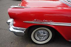 1957 Pontiac Star Chief Convertible (Crown Star Images) Tags: convertible droptop ragtop