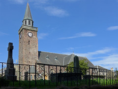 Old High St Stephen's Church (jrw080578) Tags: trees church scotland inverness highlands