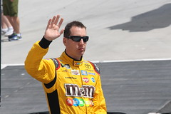 The man, the myth, the legend....Kyle Busch (Hazboy) Tags: hazboy hazboy1 tennessee bristol motor speedway auto car racing nascar food city 500 monster series april 2017 race racetrack