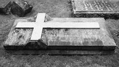 Killearn 010 (byronv2) Tags: stirlingshire rural countryside campsiehills killearn village scotland blackandwhite blackwhite bw monochrome church kirk ruin ruins ruined abandoned derelict history kirkyard graveyard cemetery boneyard grave tomb