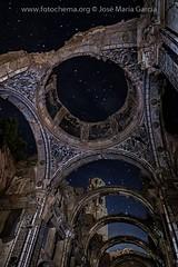 San Agustín, Belchite (fotochemaorg) Tags: