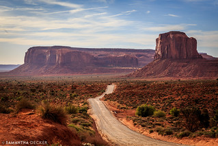 Monument Valley Path