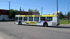 CT_7535_D40LF (Shahid Bhinder) Tags: mypictures transport transit newflyerbuses calgarytransit d40lf