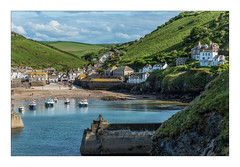 LOOKING BACK TOWARDS PORT ISAAC (Barry Haines) Tags: cornwall isaac port a7rii a7r2 sony handheld camera gm 85mm f14