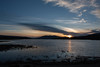 IMG_1669 (njaaames) Tags: sunset bigbear california lake clouds reflection sky lenticular lenticularclouds