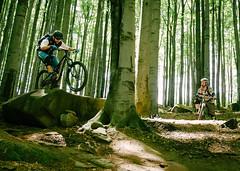 Andy (Hagbard_) Tags: bike mtb mountainbike trailbike ride enduro czech rychleby sport tour outdoor outside trailriding wood fun life friends beautiful mtbisokay nature photography rychlebskéstezky