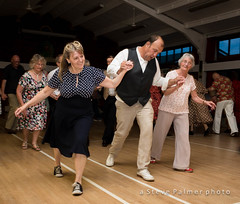Forties, Fish and Flapjack - 40s Charity Dance (Outdoorjive) Tags: dancing events flikr lounge desktop westwinch england unitedkingdom gb
