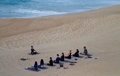 Morning Yoga (Johnnyvacc) Tags: cabosanlucamexico cabo canon vacation yoga
