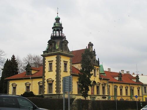 Budova na Masarykově náměstí