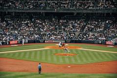 BALL! (rjdibella) Tags: newyorkcity thebronx usa ballparks 2011 yankeestadium summer newyork baseball mlb majorleaguebaseball nyc newyorkyankees stadiums yankees unitedstates us