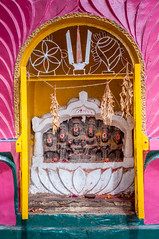 SitarambagTempleHyd_001 (SaurabhChatterjee) Tags: hinduceremony httpsiaphotographyin puja rama rangoli rituals saurabhchatterjee siaphotography sitarambag sitarambaghtemple
