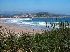 Being a #Pilgrim on the #CaminoDelNorte in Cantabria, Spain (Creativelena) Tags: pilgrim pilgern blogger bloggerpilgern camino cantabria spain travel sea beach beachlife sunshine food foodlover mountains wandern