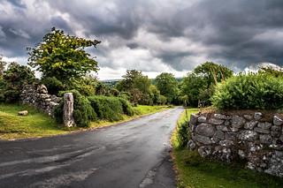 Stonewall Gateway on a Dartmoor Road_Nik-9675-2
