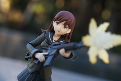 Figma Ooi - Kantai Collection (Marco Hazard) Tags: figma ooi kantai collection solid snake m4 assault rifle little armory hands
