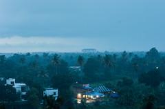 Cold (itsabmatt) Tags: scenic dusk moody cozy aluva india kerala blue tones longexpo sky landscape