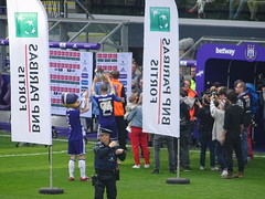 Season 2016-2017: RSCA-Oostende