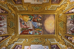 Church of Certosa di San Martino, Naples, Italy (SomePhotosTakenByMe) Tags: decke ceiling gemälde painting malerei kunst art certosadisanmartino church kirche indoor urlaub vacation holiday italy italien naples napoli neapel city stadt vomero