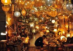 Luminárias (fabian.kron) Tags: marrocos morocco marrakech medina luz luzes lights luces lustres