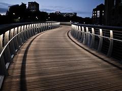 Finzels Reach (real ramona) Tags: fujifilm bristol bridge dusk x10