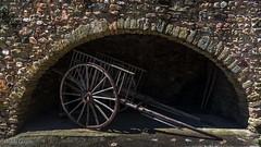 El carro (allabar8769) Tags: arco carro girona monells