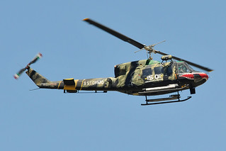 MM81163 - Agusta-Bell AB 212AM - Italian Air Force - 9 stormo special livery @ PSA
