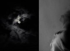 rubaiyat (Joanna Dimou) Tags: moon portrait rubaiyat diptych