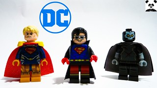 DC Figs - Men With Capes