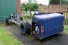 NHR 156M (markkirk85) Tags: wythall transport museum bus buses daimler fleetline mcw originally ex thamesdown new swindon corporation 101973 156 chassis nhr 156m nhr156m